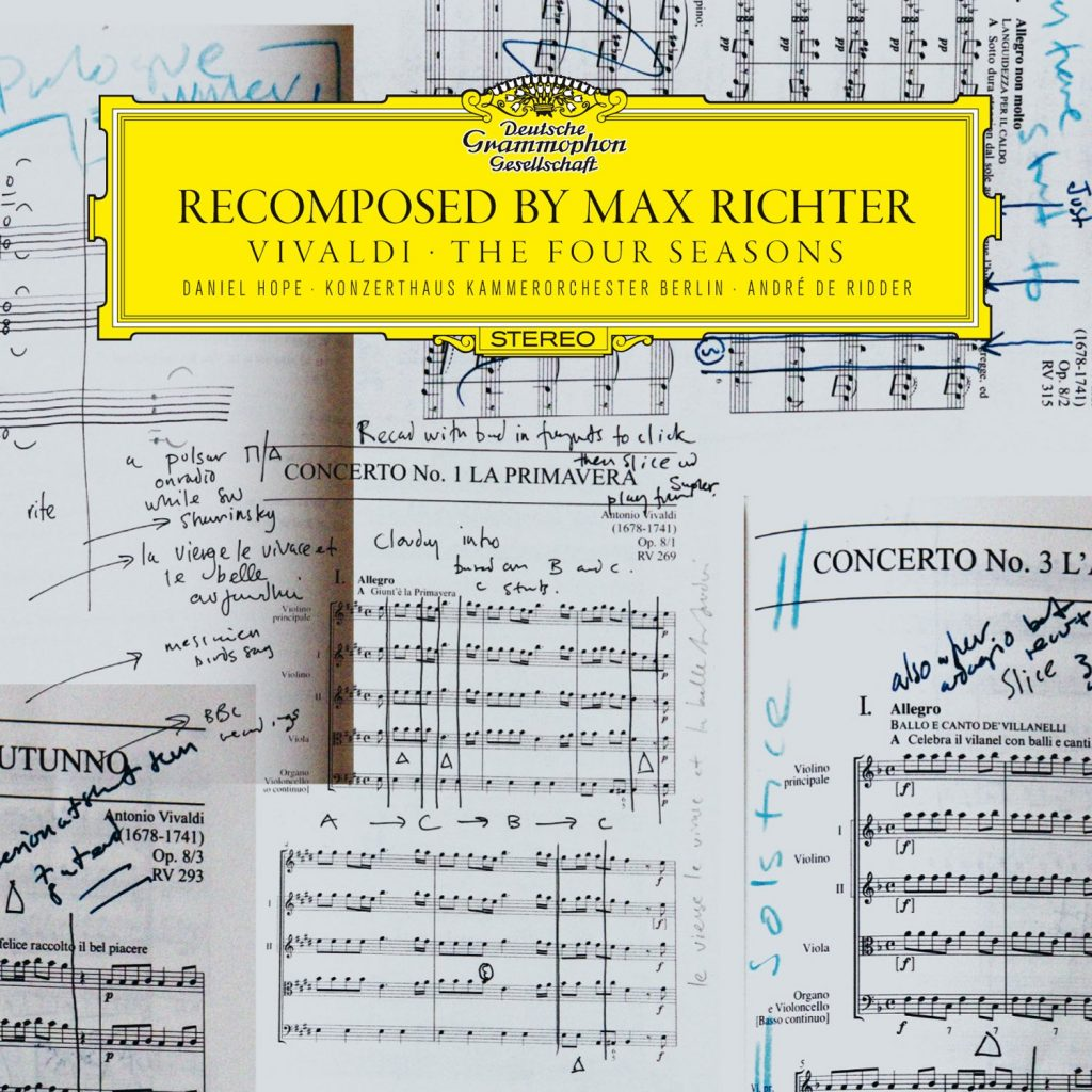 Recomposed by Max Richter Vivaldi • The Four Seasons