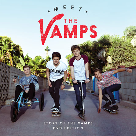 Meet the Vamps packshot