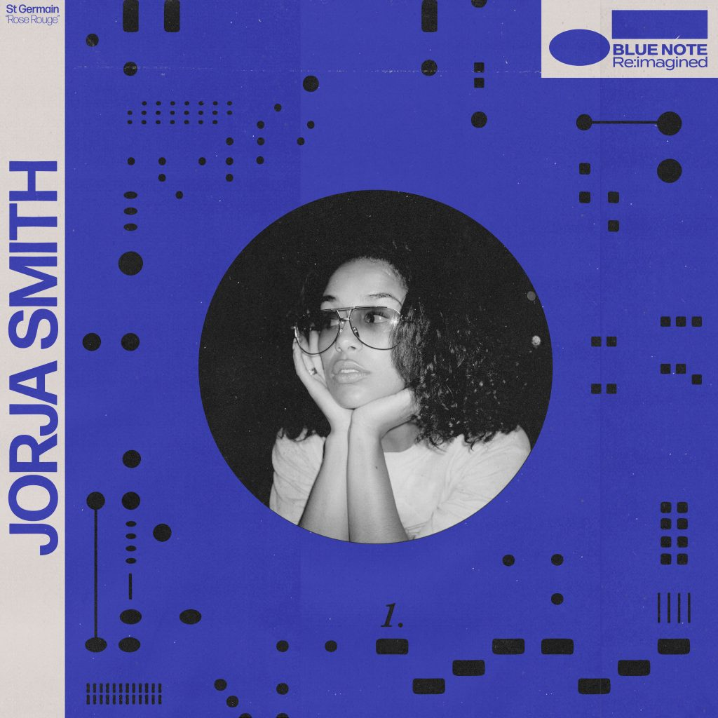 """Jorja Smith """"Rose Rouge"""" from """"Blue Note Re:imagined"""""""