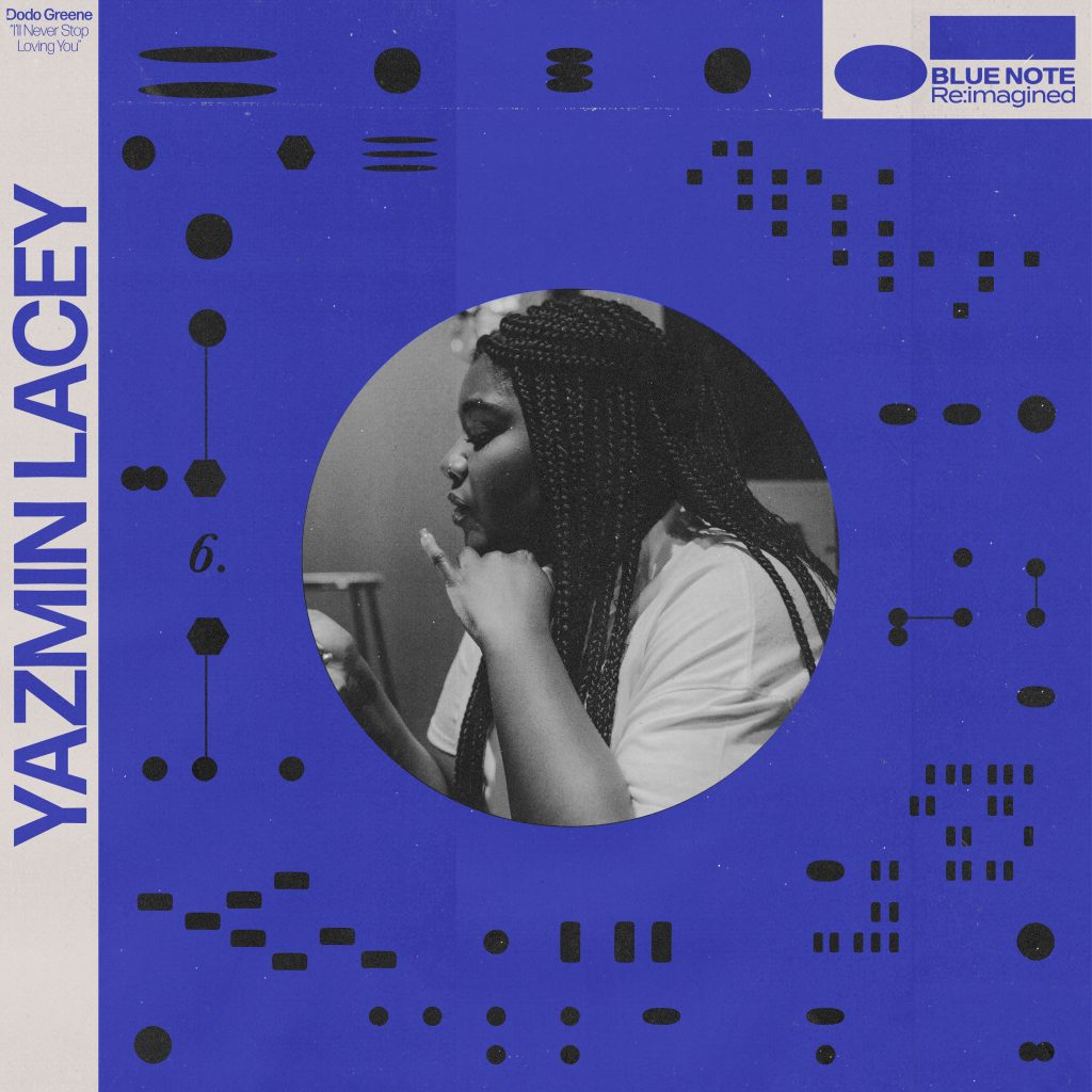 Yazmin Lacey - I'll Never Stop Loving You