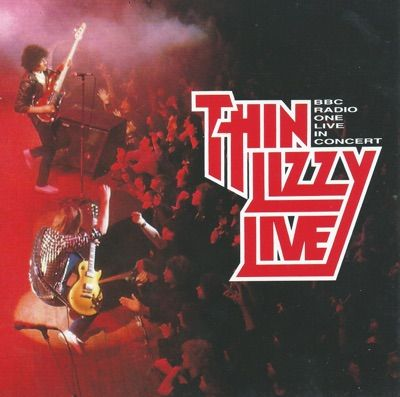 Thin Lizzy Live In Concert by Thin Lizzy