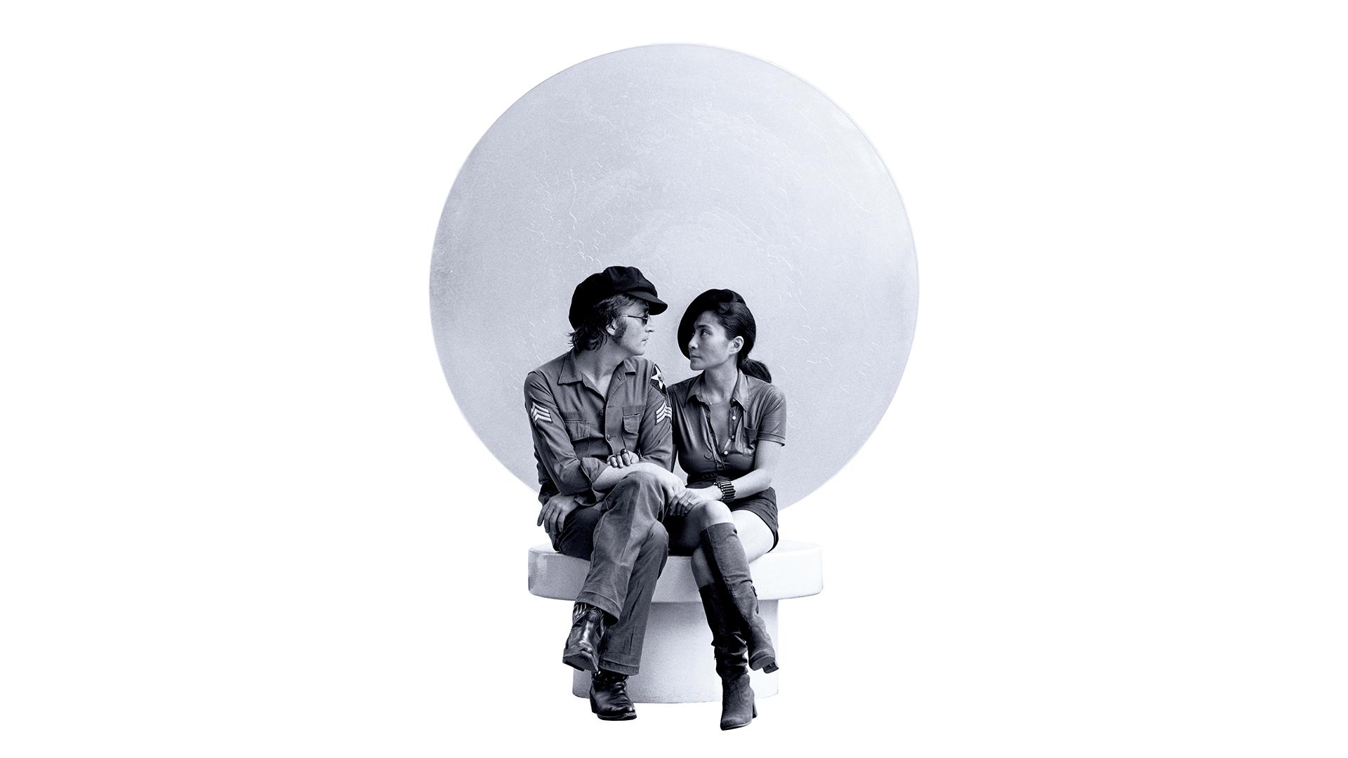 Imagine - John Lennon & Jono Yoko