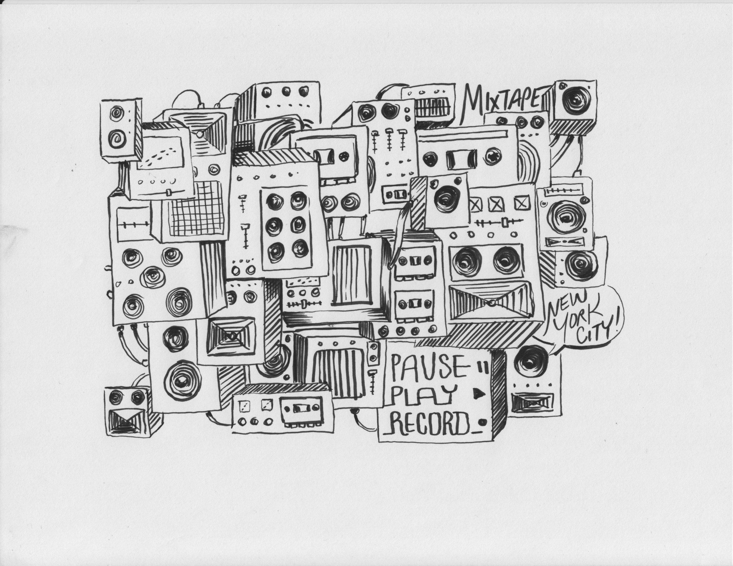 Mixtape - Artwork