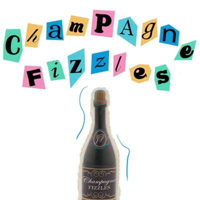 Champagne Fizzles by Josie Proto