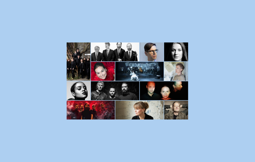 Lise nominated for the Nordic Council Music Prize