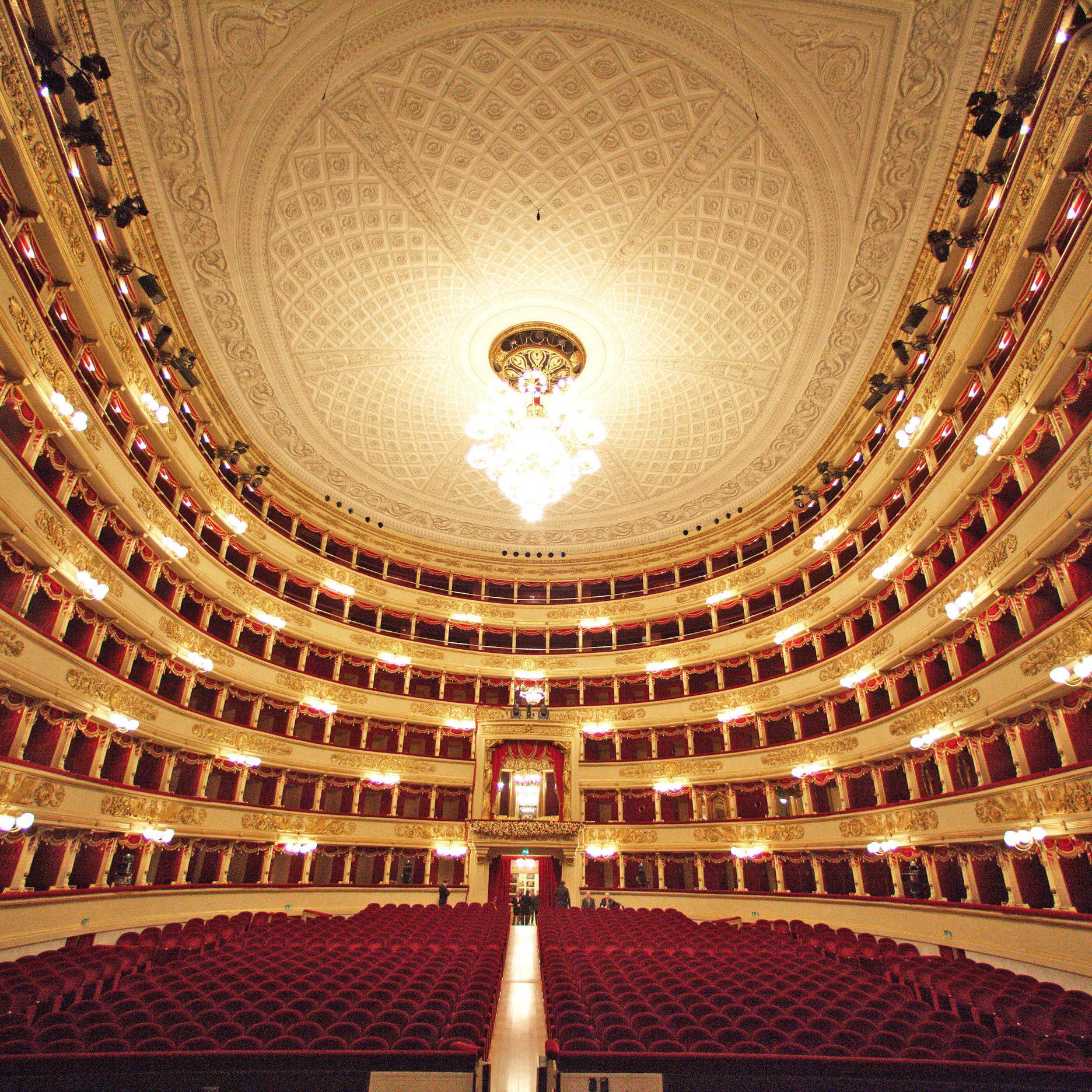 Teatro alla Scala debut