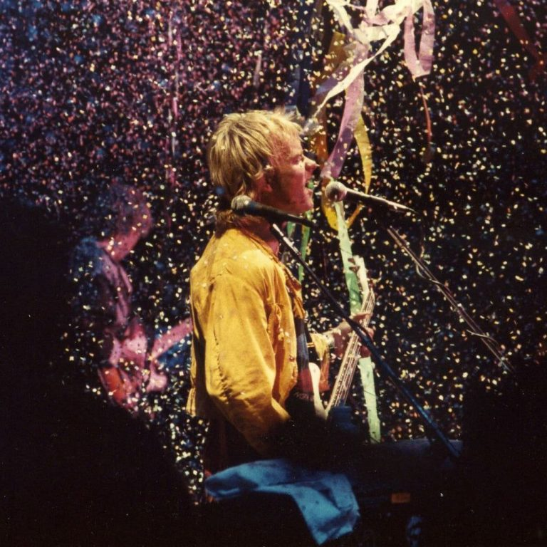 The Police – Royal Melbourne Showgrounds 1984 © Dave Taylor