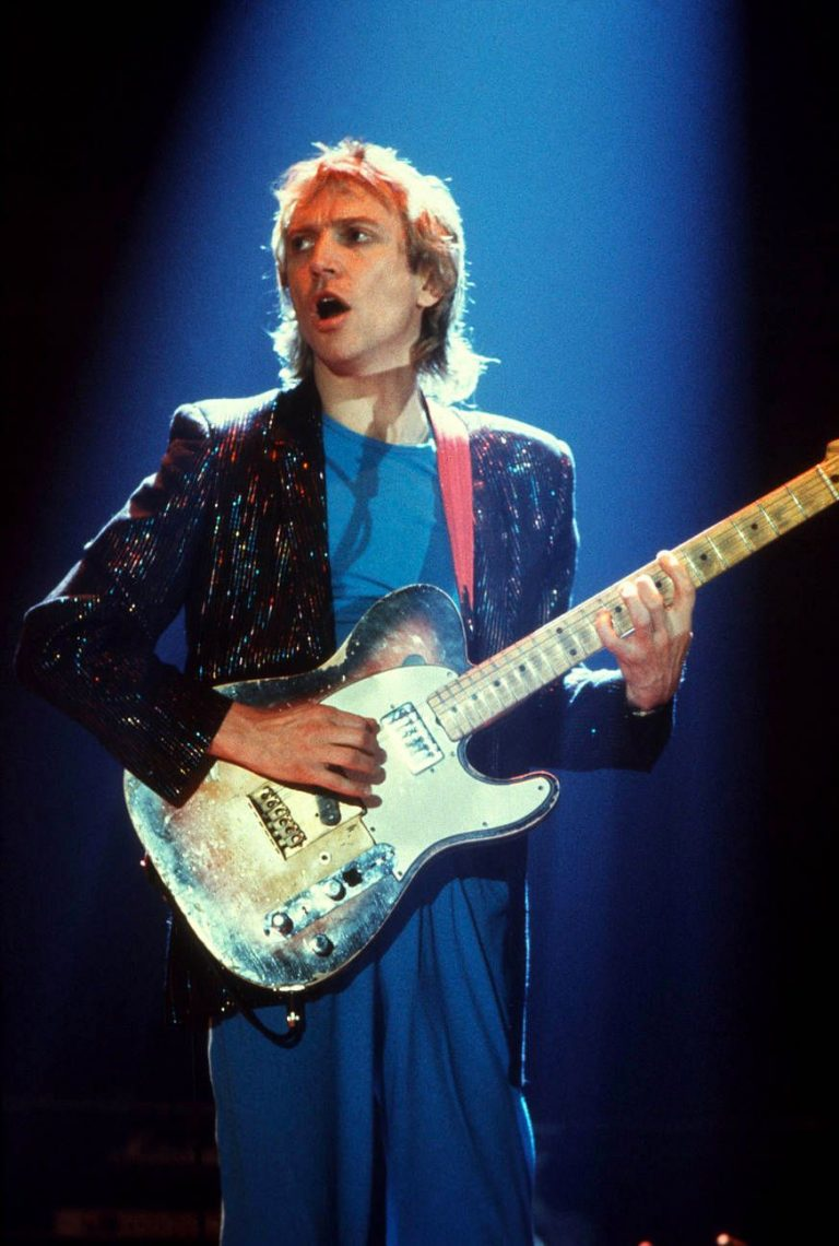 Andy Summers © Pictorial Press
