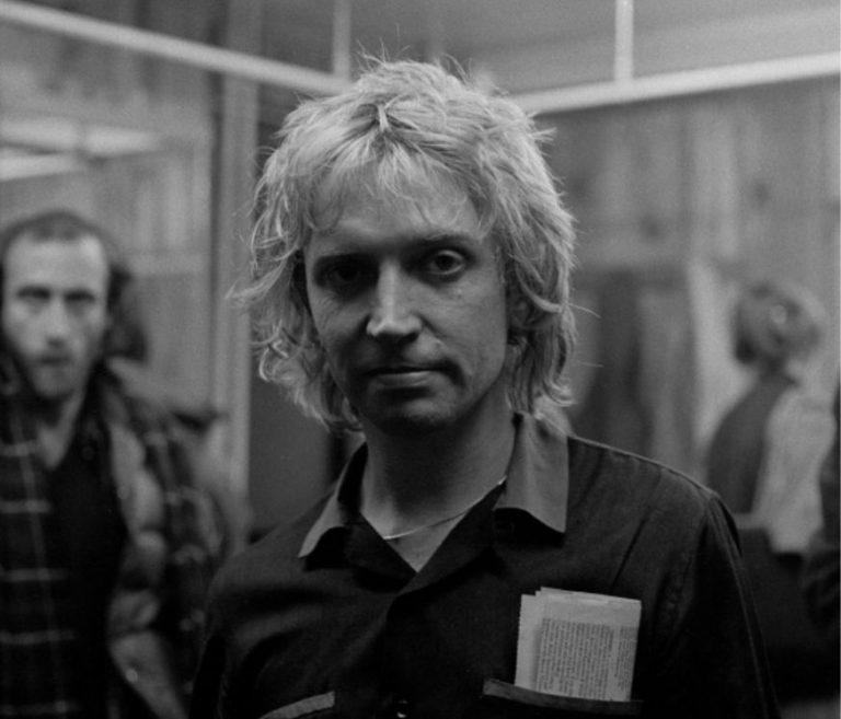 Andy Summers -The Palladium, New York 29/11/79 © Craig Betts