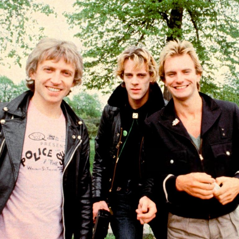 The Police 1979 © John Rodgers