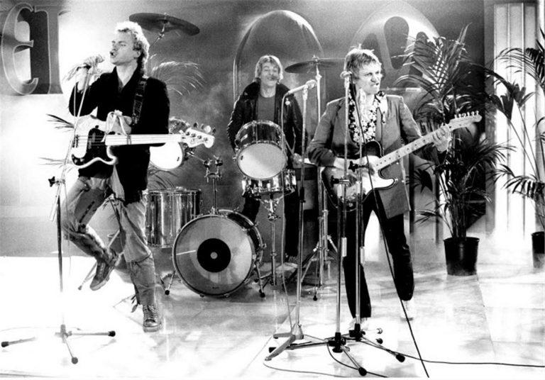 Rock Planet, TV Show – Amsterdam, 1979 © Barry Schultz