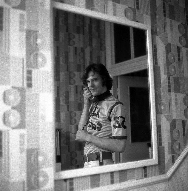 Stewart Copeland – Mayfair, London,1976 © Lawrence Impey,
