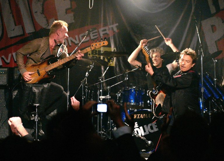 The Police Live Reunion