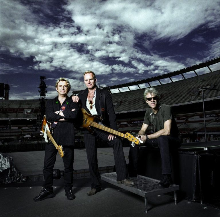 The Police – Reunion Tour 2008 © Danny  Clinch
