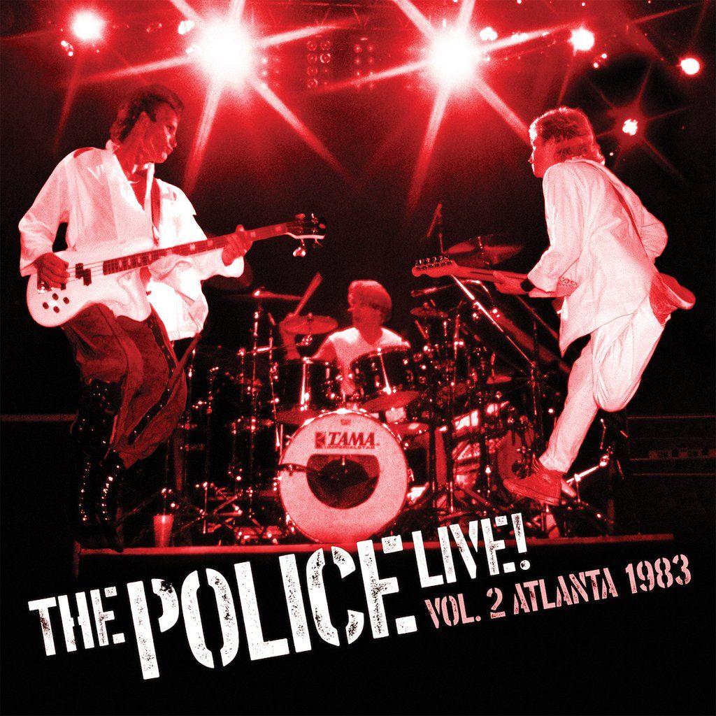 Record Store Day 2021: Live! Vol.2 – Atlanta 1983