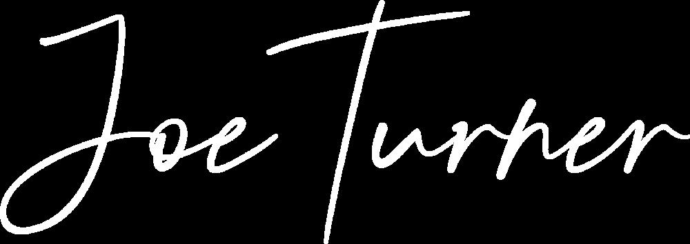 Joe Turner • Official Website